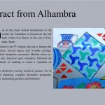 Extract from Alhambra