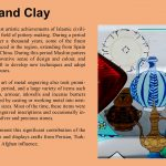 Metal and Clay